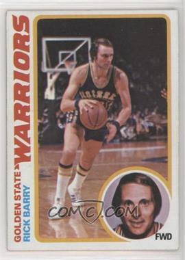 1978-79 Topps - [Base] #60 - Rick Barry
