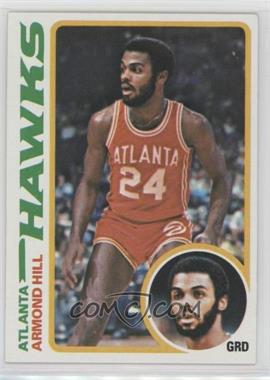 1978-79 Topps - [Base] #70 - Armond Hill