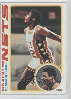 1978-79 Topps - [Base] #75 - Bernard King