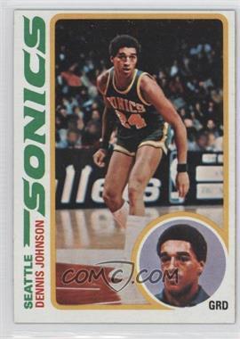 1978-79 Topps - [Base] #78 - Dennis Johnson