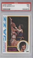Pete Maravich [PSA 7 NM]