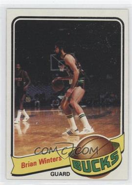 1979-80 Topps - [Base] #21 - Brian Winters