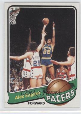 1979-80 Topps - [Base] #31 - Alex English