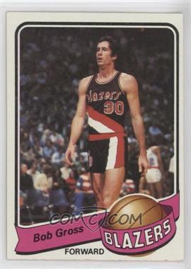 1979-80 Topps - [Base] #4 - Bob Gross