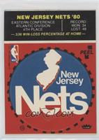 New Jersey Nets [Good to VG‑EX]