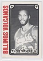 Andre Wakefield