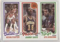 Kevin Porter, Johnny Davis, Otis Birdsong