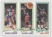 George Johnson, Caldwell Jones, Sam Lacey [GoodtoVG‑EX]