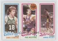 Dave Cowens, Paul Westphal, Jamaal Wilkes