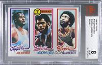 Joe Bryant, Checklist/All-Star (Kareem Abdul-Jabbar), Calvin Natt [BVG8&n…
