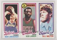 Mark Landsberger, Bob Lanier, Bill Walton