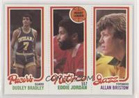 Dudley Bradley, Allan Bristow, Eddie Jordan