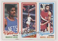 Maurice Lucas, Abdul Jeelani, Julius Erving [EXtoNM]