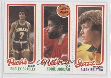1980-81 Topps - [Base] #DBEJAB - Dudley Bradley, Allan Bristow