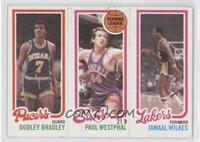 Dudley Bradley, Paul Westphal, Jamaal Wilkes [GoodtoVG‑EX]