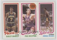 Dudley Bradley, Paul Westphal, Jamaal Wilkes