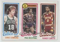 Dave Cowens, Paul Westphal, Randy Smith [GoodtoVG‑EX]
