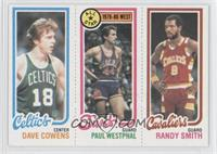Dave Cowens, Paul Westphal, Randy Smith