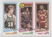 Dave Cowens, Paul Westphal, Randy Smith