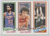 Eric Money, Dave Robisch, Rick Robey