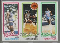 Earl Monroe, Terry Tyler, James Silas [PoortoFair]
