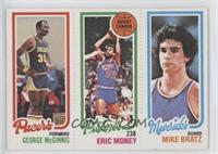 George McGinnis, Eric Money, Mike Bratz [GoodtoVG‑EX]