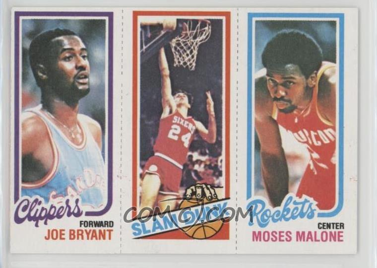reputable site e1716 49f2c 1980-81 Topps - [Base] #JBBJMM - Bobby Jones, Moses Malone ...