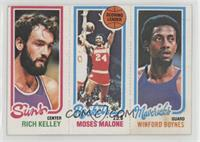 Rich Kelley, Moses Malone, Winford Boynes [PoortoFair]