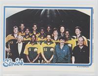 Seattle SuperSonics Team