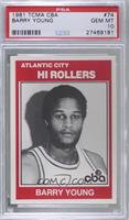Barry Young [PSA10GEMMT]