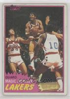 Magic Johnson [EX to NM]