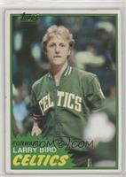 Larry Bird [Noted]