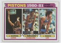 Detroit Pistons Team