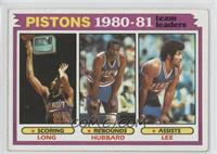 Detroit Pistons Team [Good to VG‑EX]