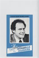 Coach Dave Schellhase