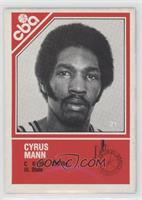 Cyrus Mann