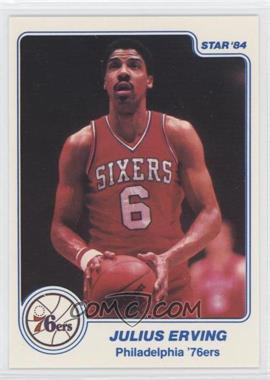1983-84 Star - [Base] #1 - Julius Erving
