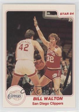 1983-84 Star - [Base] #121 - Bill Walton