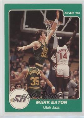 1983-84 Star - [Base] #138 - Mark Eaton