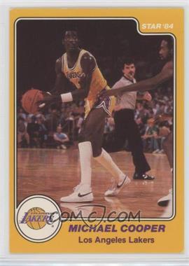 1983-84 Star - [Base] #15 - Michael Cooper