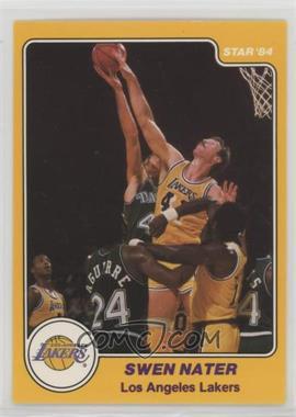 1983-84 Star - [Base] #20 - Swen Nater