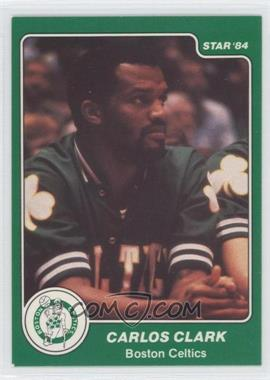 1983-84 Star - [Base] #30 - Carlos Clark