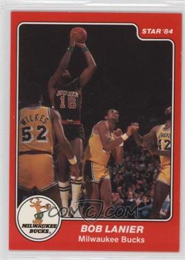 1983-84 Star - [Base] #45 - Bob Lanier