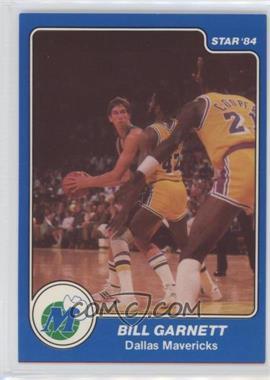 1983-84 Star - [Base] #54 - Bill Garnett