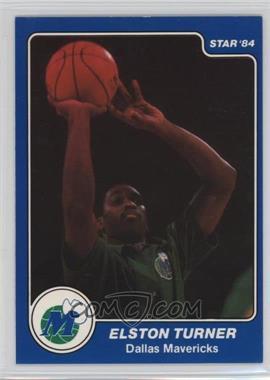 1983-84 Star - [Base] #58 - Elston Turner