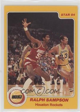 1983-84 Star - [Base] #73 - Ralph Sampson, Kareem Abdul-Jabbar