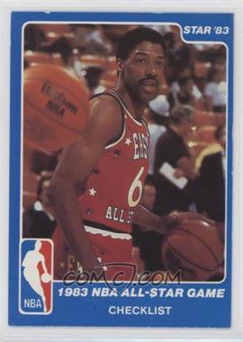 1983 Star NBA All-Star Game - [Base] #1 - Julius Erving [EXtoNM]