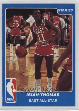 1983 Star NBA All-Star Game - [Base] #11 - Isiah Thomas