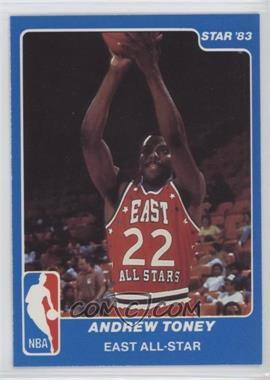 1983 Star NBA All-Star Game - [Base] #12 - Andrew Toney
