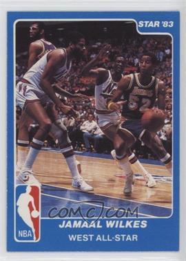 1983 Star NBA All-Star Game - [Base] #24 - Jamaal Wilkes